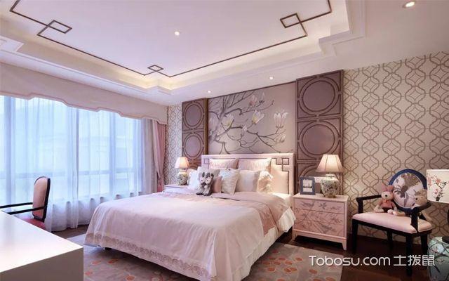 新中式别墅装修设计图片赏析