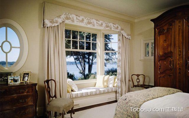 卧室飘窗设计图片大全