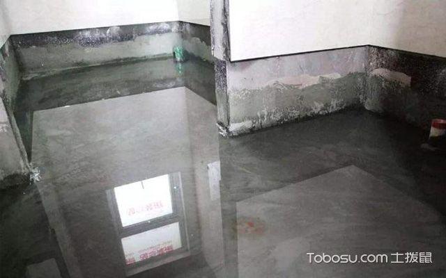 卫生间防水工程详解