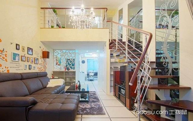 90平米房屋带阁楼装修效果图,90平米带阁楼的房子怎么