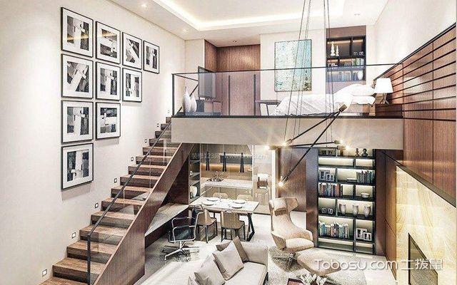 70平米带阁楼的房子装修要多少钱啊