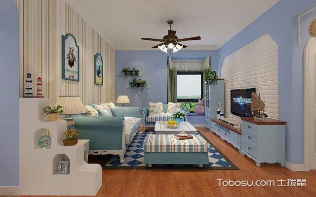 小户型木地板颜色如何选择之光面感