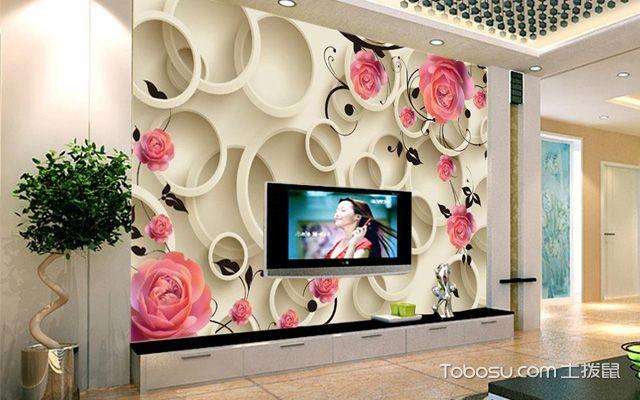 电视背景墙装饰材料有哪些