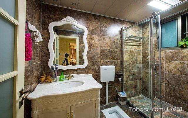 卫生间装修风水问题之卫生间瓷砖颜色风水