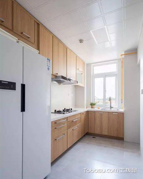 最新三室一厅装修案例图片赏析