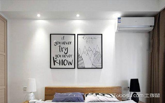 卧室床头挂画的风水禁忌介绍