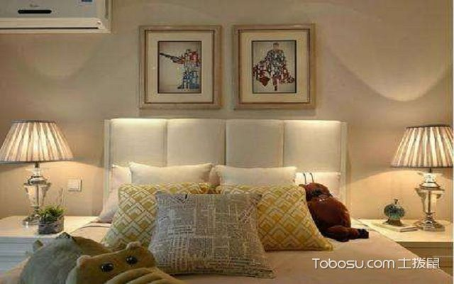 卧室床头挂画的风水讲究