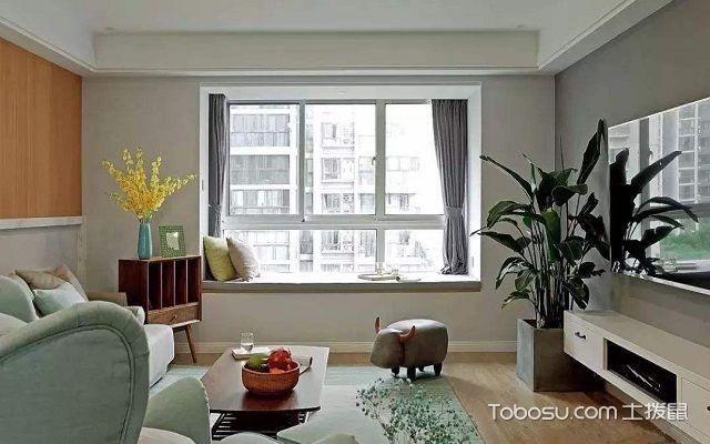 客厅飘窗垫什么材质比较好之海绵