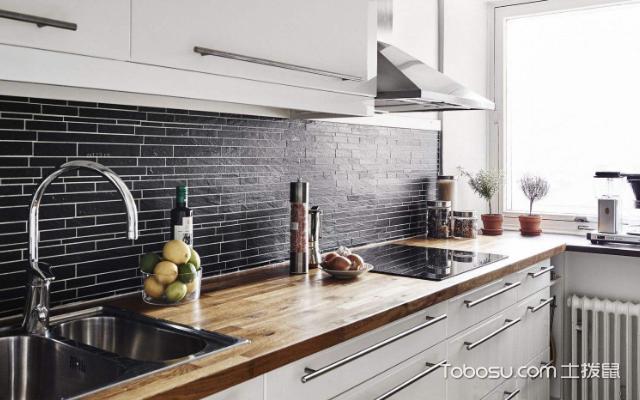 厨房墙面油污如何清洗