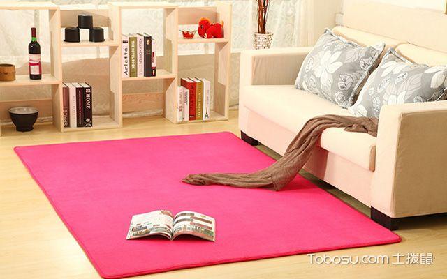 客厅内家具摆放风水禁忌之地毯摆放禁忌