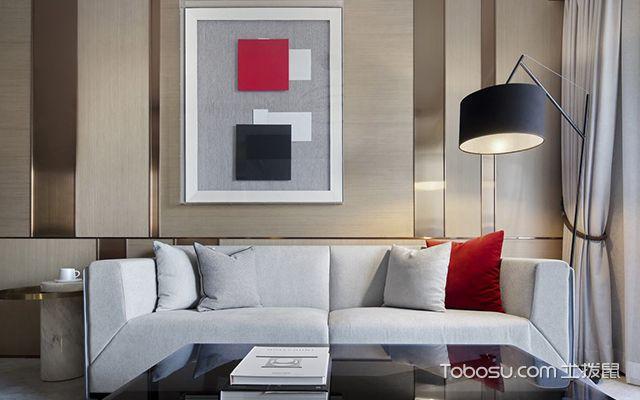 客厅沙发形状讲究—案例2