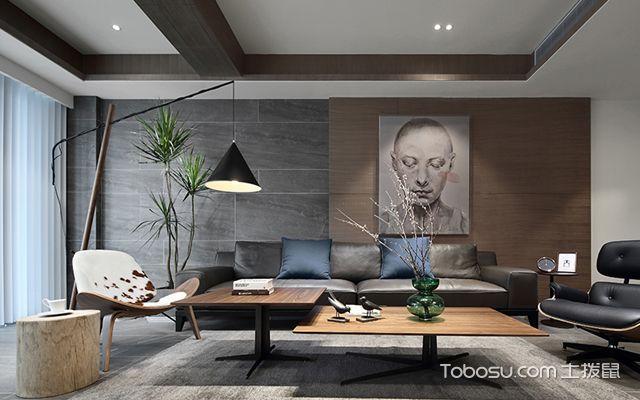 客厅沙发形状讲究—案例3