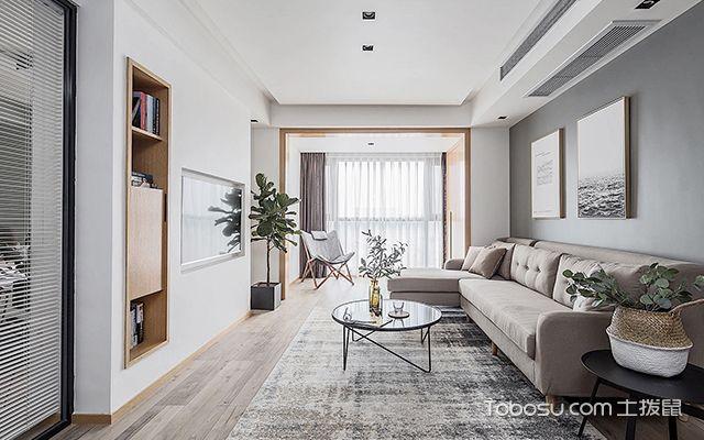 客厅沙发形状讲究—案例4