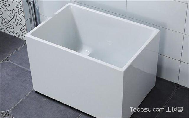 浴缸的种类与选购