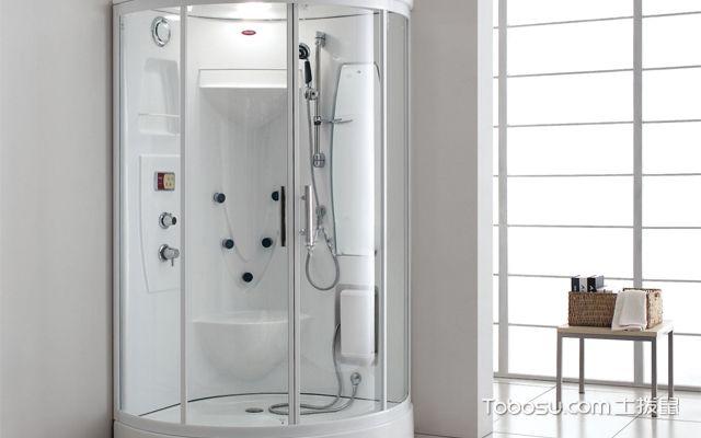 在卫生间安装整体淋浴房好不好