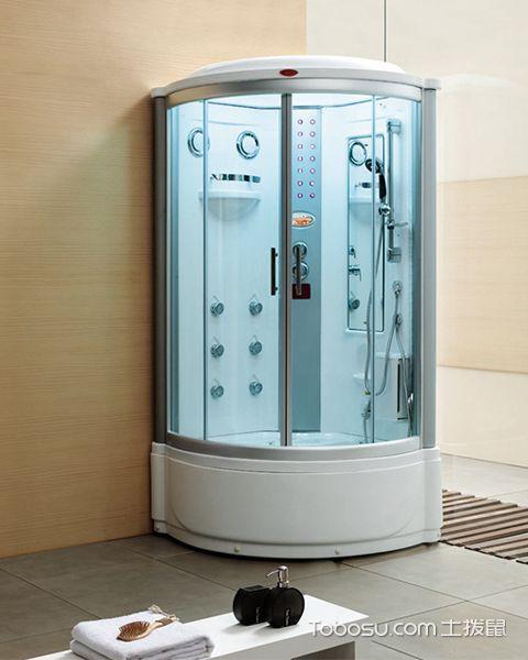 整体淋浴房的尺寸介绍