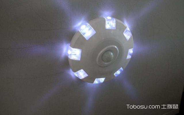 感应灯安装步骤介绍 方法