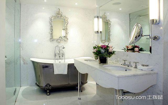 卫生间淋浴花洒不出水怎么办之用润滑剂清洁喷头