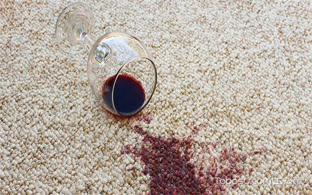 家居生活小妙招之红酒渍