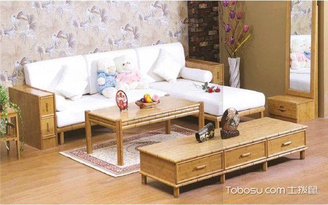 不同材质的家具的如何保之布艺