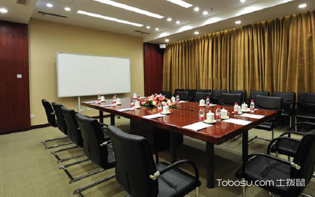 会议室装修效果图 搭配