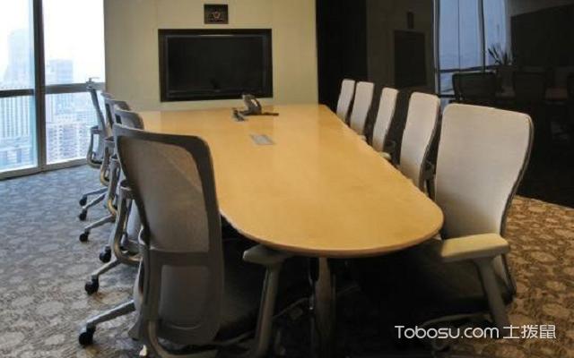 会议室装修效果图 赏析