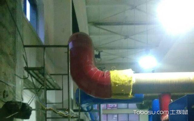 蒸汽管道安装步骤2