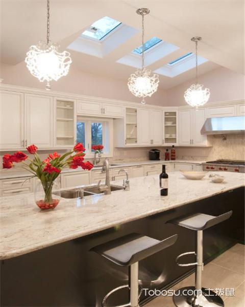 如何拓宽厨房空间之天窗