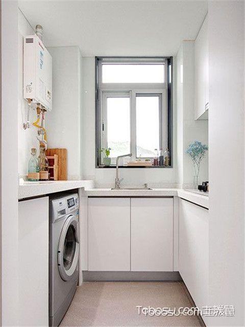 40平米单身公寓设计之厨房