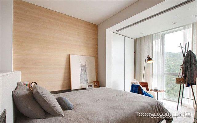 40平米单身公寓设计之卧室
