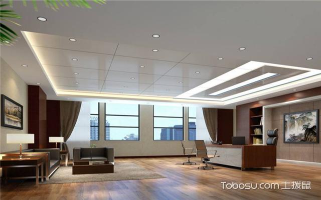 办公室地面装修有哪些材料之强化复合地板