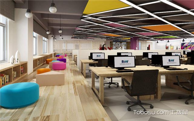 办公室地面装修有哪些材料之实木地板
