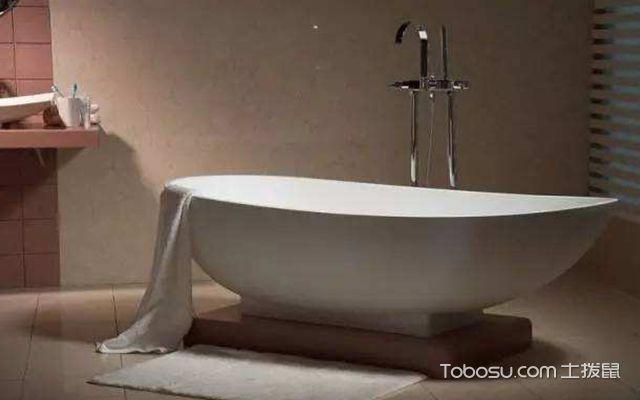 怎么做新房保洁—浴缸