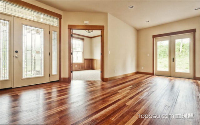 不同材质的地板如何选购之柞木