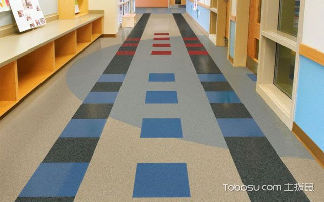 PVC卷材地板应该怎么铺