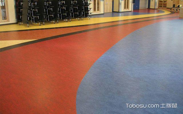 PVC卷材地板铺设方法介绍