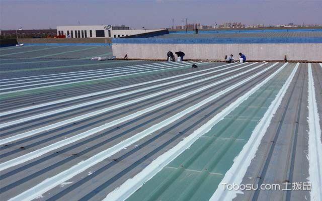 屋面防水施工步骤是什么