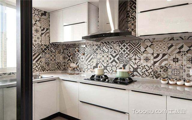 160平米大户型装修设计之厨房