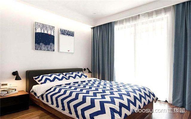160平米大户型装修设计之卧室
