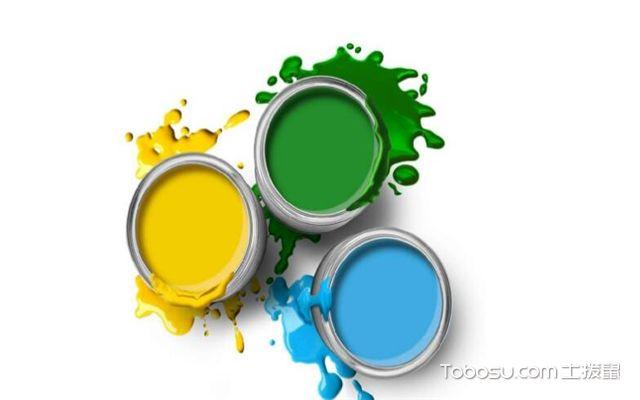 装修材料清单-涂料和油漆