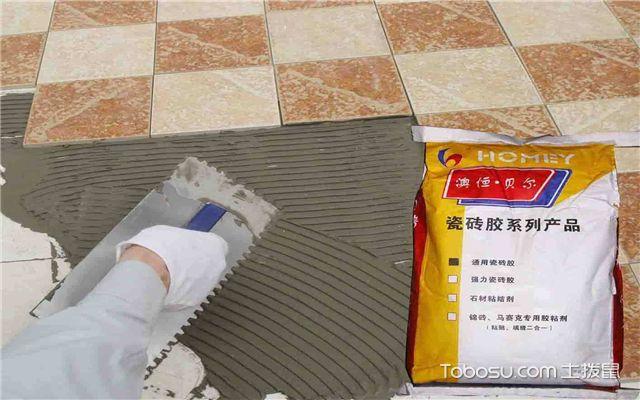 如何选择瓷砖胶粘剂