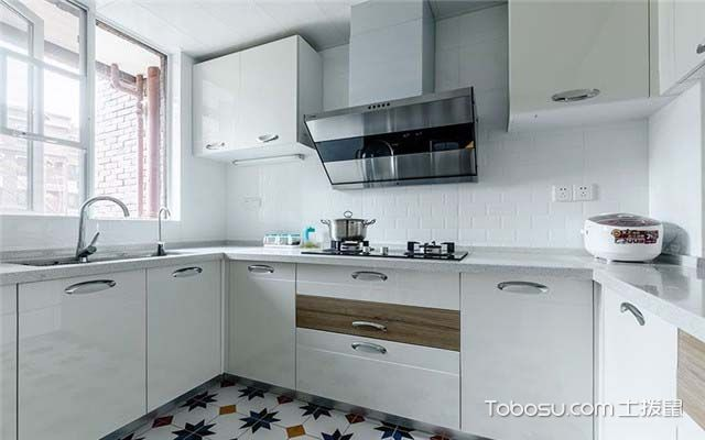 北欧风格装修案例之厨房