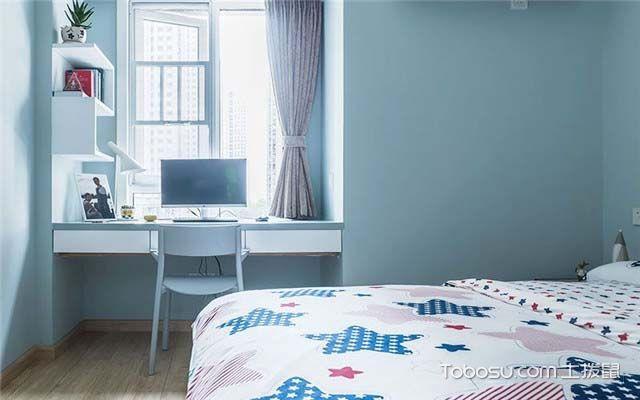 北欧风格装修案例之卧室