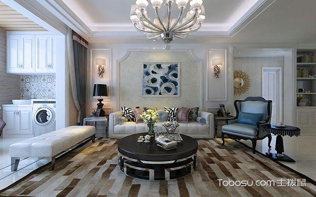 小户型客厅装修技巧—案例3