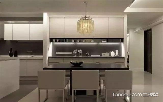 餐边柜如何选购之装修风格