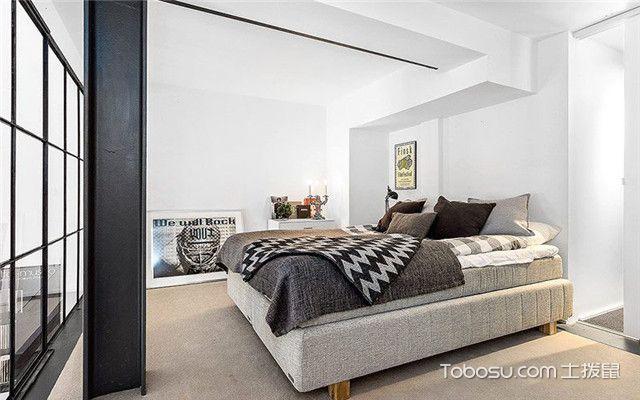 45平米跃层设计之卧室