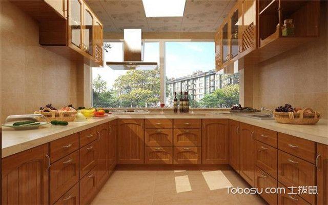 厨房怎么装修好之瓷砖选择