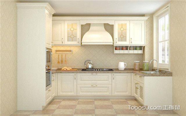 装修材料清单之厨房