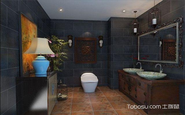 卫生间装修注意事项之墙地面防水