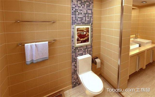 卫生间装修注意事项之干湿分离